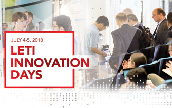 Leti Innovation Days : 4 et 5 juillet 2018