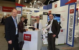 Record d'excellence pour le Leti à Photonics West 2017