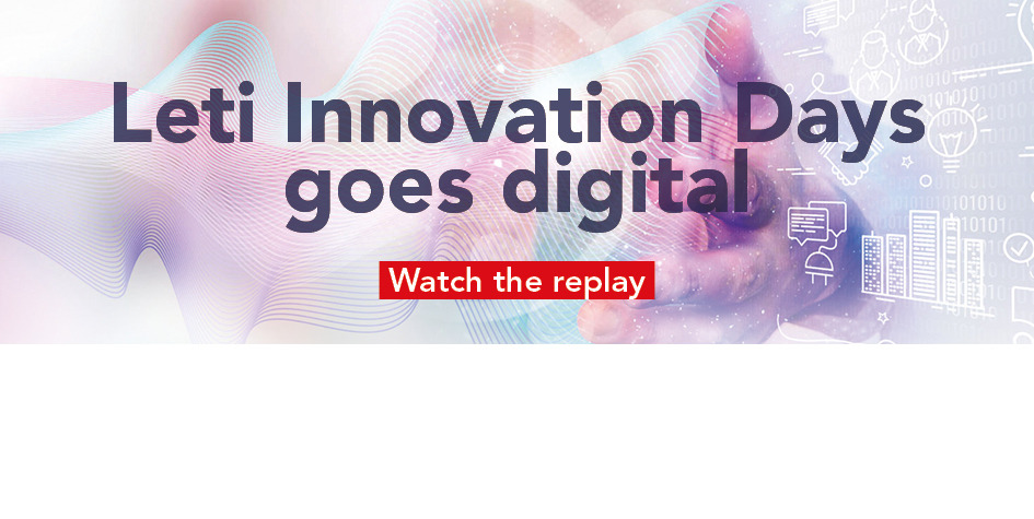 Leti Innovation Days 2020 - le Replay
