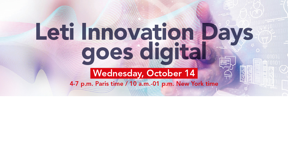 Leti Innovation Days goes Digital
